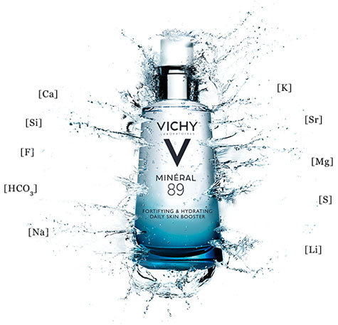FREE Sample of Vichy Mineral 8...