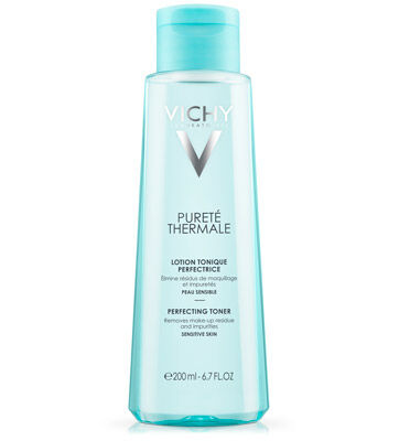 An alcohol-free, ultra-gentle toner that removes residue and moisturizes skin for a perfectly clean, refreshed complexion.
