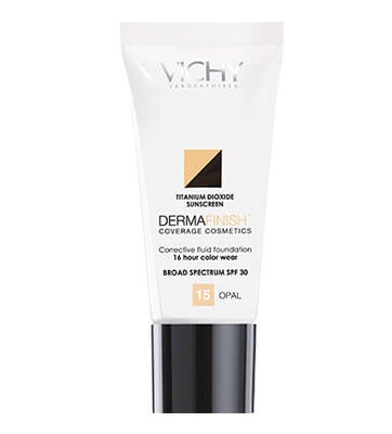 Dermafinish Corrective Fluid Foundation Opal - Vichy Skin Care