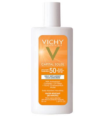 Capital Soleil Ultra Light Sunscreen SPF 50