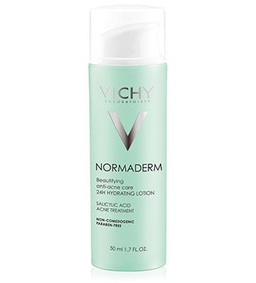 3337875414111 normaderm beautifying anti acne care moisturizer for oily skin vichy pdp main