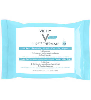 Purete Thermale Makeup Remover Wipes Vichy Laboratories