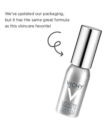 LiftActiv Eyes and Lashes New Packaging