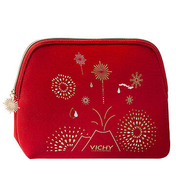 Red Holiday Bag