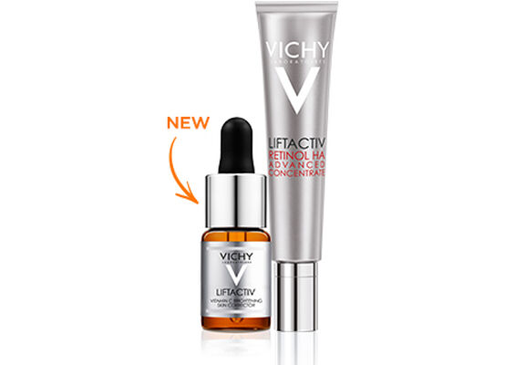 Vitamin C Serum and Retinol - Vichy Laboratories