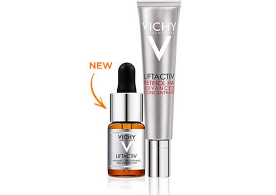 Vitamin C + Retinol Anti-Aging Set - Vichy Skin Care