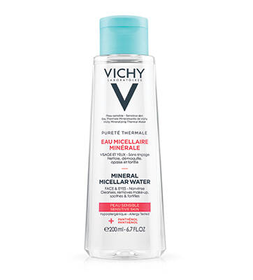Pureté Thermale Mineral Micellar Water for Sensitive Skin