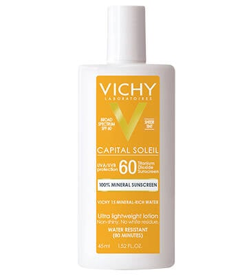 Capital Soleil Tinted Mineral Sunscreen SPF 60
