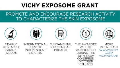 Vichy Laboratories Exposome Grant