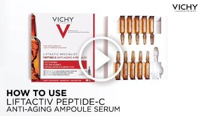 How to Use Vichy Ampoules