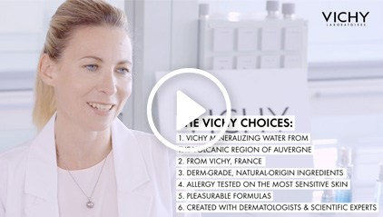 Vichy Pure and Potent Promise