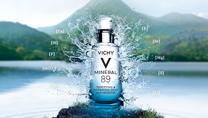 Vichy Hyaluronic Acid Face Moisturizer