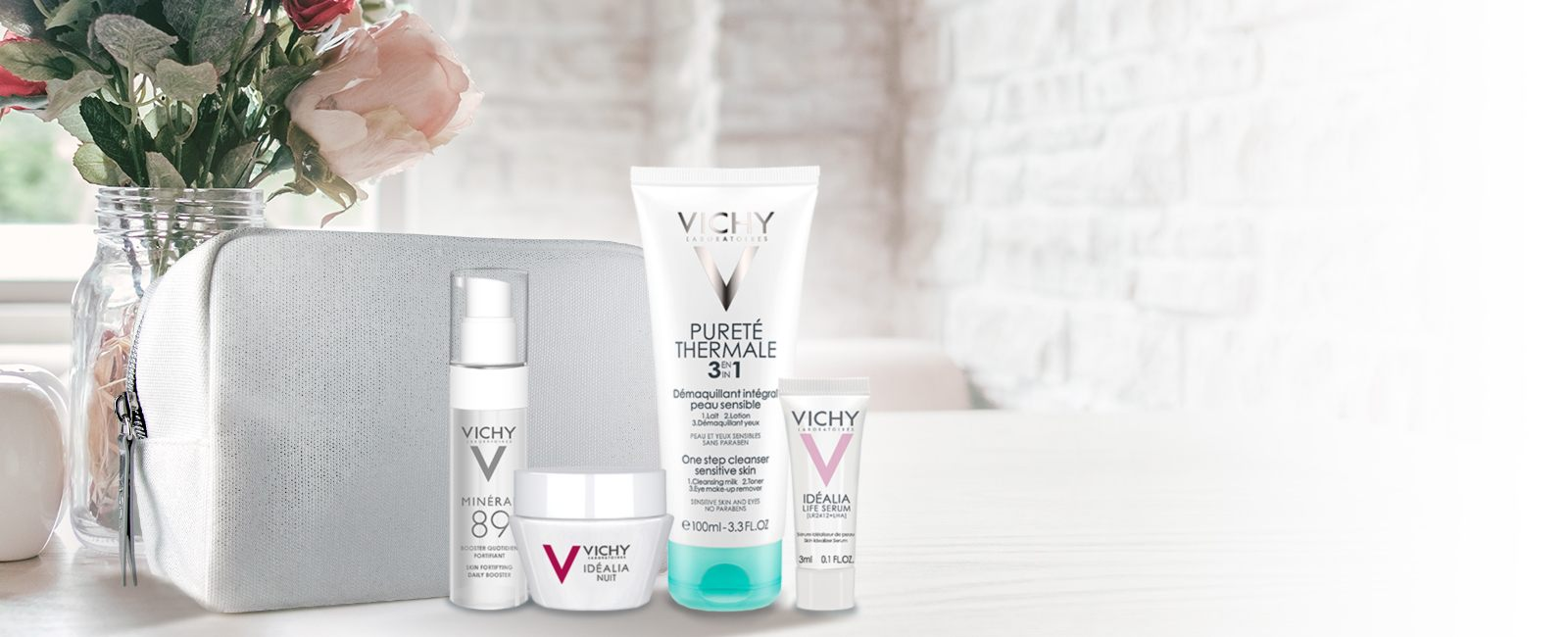 Mother's Day Offer Vichy Skin Care